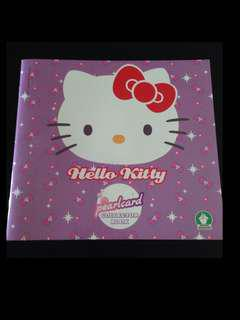 Hello Kitty Pearlcard Extra