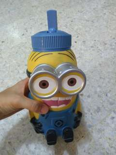 Minion water tumbler