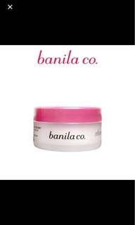 Banila Co clean it zero make up remover