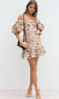 Zimmermann Replica Painted Heart Dress
