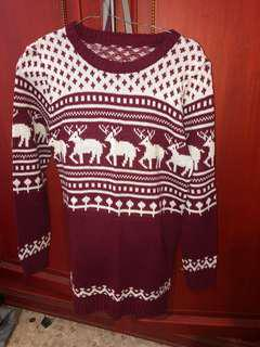 Sweater baru blm pernah di pake no nego