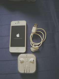 Iphone 4s working condition