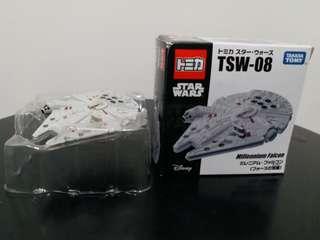 Takara Tomy Tomica Star Wars TSW-08 Millennium Falcon
