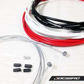 Bicycle Jagwire brake cable housing and inner wire kit for Shimano MTB type