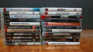 Cheap Used PS3 Games