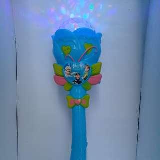 Tongkat Lampu Frozen
