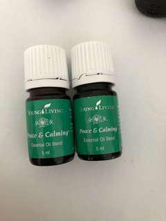 🚚 Young living peace & calming 5ml