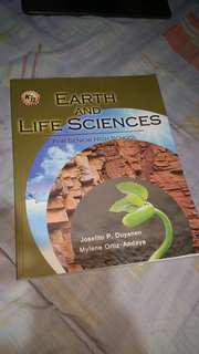 EARTH AND LIFE SCIENCES K12