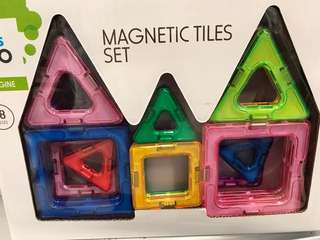 Magnetic Tiles Toys