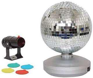 8'' Free Standing Disco Ball Kit!!