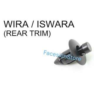 Clip Wira Rear Trim (10pcs)