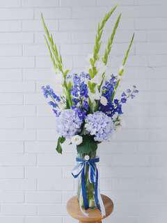Congratulatory Vase Arrangement