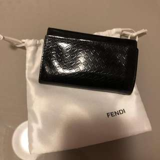 Fendi leather key holder in great condition - price reduced