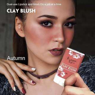 Luna Organics Clay blush