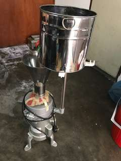 Commercial Heavy Duty Chili or Onion Blender