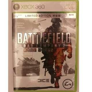 Xbox360遊戲 戰地風雲:惡名昭彰2