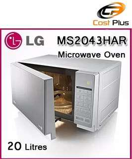 Microwave Oven LG MS2043HAR