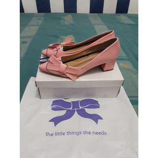 NEW Jual Rugi The Little Things She Needs Pink Heels