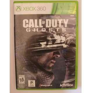 Xbox360遊戲 決勝時刻:魅影