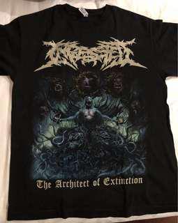 """Ingested """"Architect of Extinction"""" Shirt"""