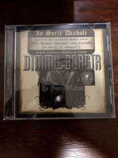 "Dimmu Borgir ""In Sorte Diaboli"" CD (Special Edition)"