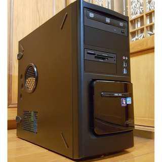 缺貨中--Asus大品牌桌上型電腦主機 頂級八核Intel i7 CPU 3770  / LOL英雄聯盟 非雙核 SSD