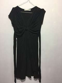Black Mini Dress