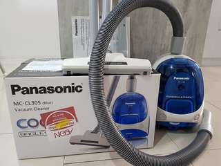 ITEM SOLD: Panasonic Vacuum Cleaner