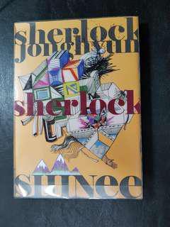 SHINee 'Sherlock' Original Album (without photo card)