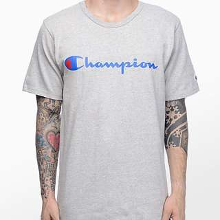 Champion Big Word Tee