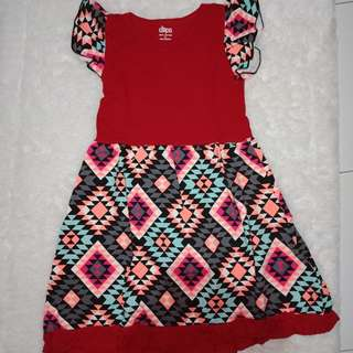 circo red dress