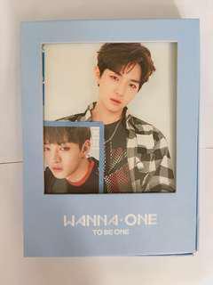 WANNA ONE專輯sky ver全齊 金在奐封面+尹智聖小卡