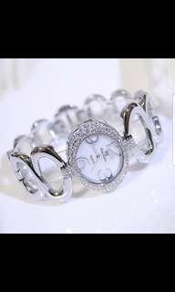 Diamond luxury quartz fasion watch rhinestone lady watch