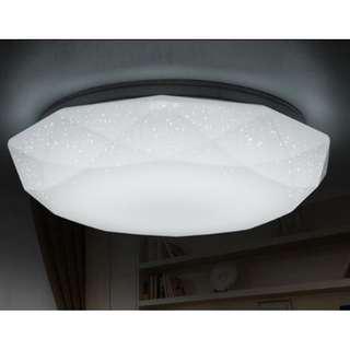 Smart LED Ceiling lamp (Diamond shape)
