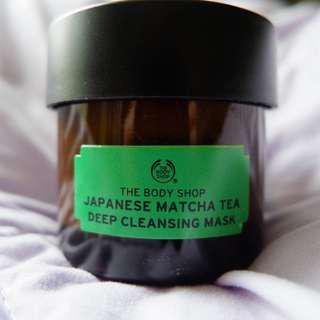 The Body Shop Matcha Mask Free Ongkir