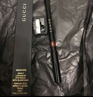 (Original price $380)Gucci eye pencil with sharpener