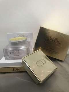 Dior Prestige 玫瑰花蜜活顏再生乳霜