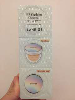 Laneige BB Cushion 存貨: 5