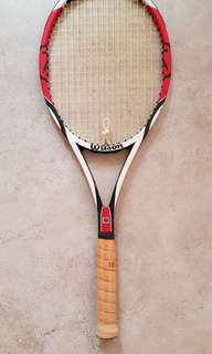 Wilson Tennis Racket k Factor k90 Tour