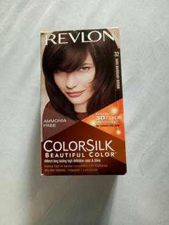 Revlon Hair colorsilk (Dark Mahogany Brown)