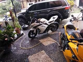 Motor Kawasaki Ninja Tahun 2012