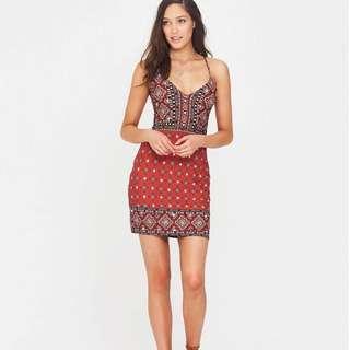 💜 Tigerlily Anahata Dress