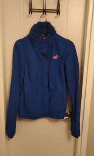 Hollister 女裝藍色外套