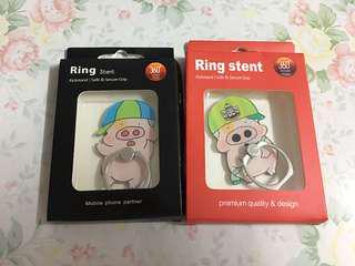 ✨買二送一 麥兜 春田花花同學會 手機指環 手機扣 Ring Stent