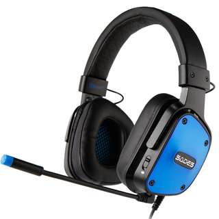 SADES Dpower(Blue) Gaming Headphone Headset with mic