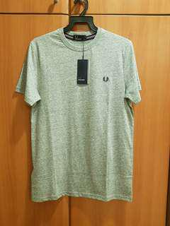 Fred Perry Grey T-Shirts