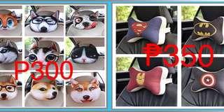 Car Seat Head Pillow