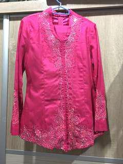 Moden Pink Kebaya