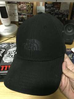 9ac0708e1c1 The North Face black cap