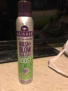 Aussie Dry Shampoo 95%new